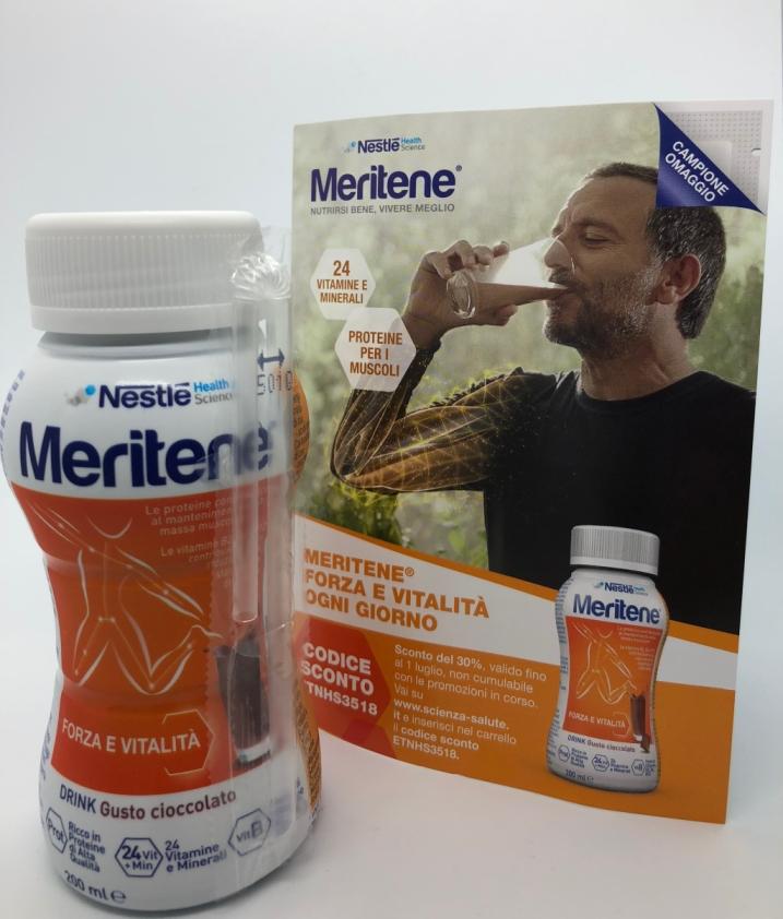 Sampling Meritene® Simple Sample