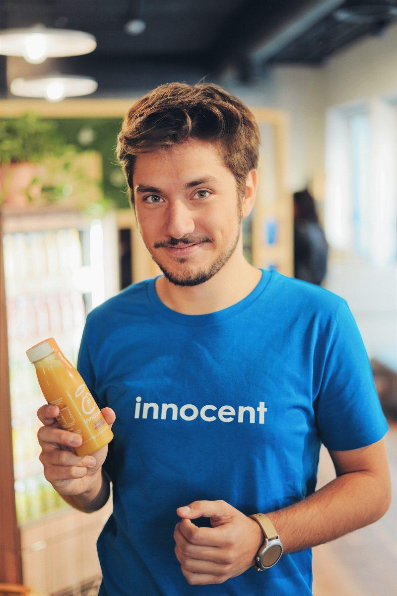 Edoardo Dal'Asta innocent drinks Italia