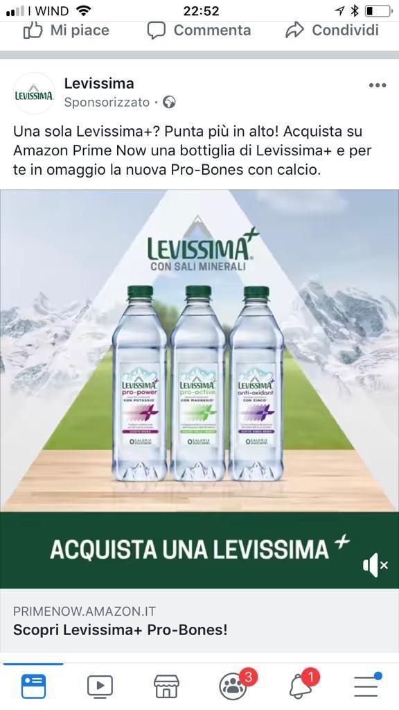 bundle levissima